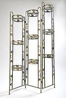 Подставка для цветов Раскладушка ширма 9.