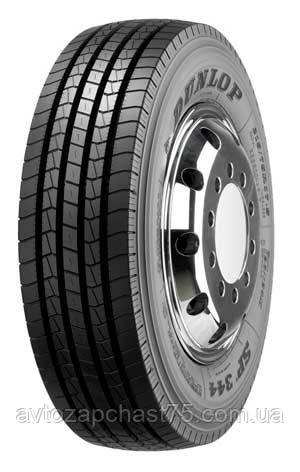245 70R17,5  Dunlop SP344 рулевая ось