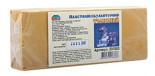 Пластилин скульптурный Гамма 400 грамм телесный 331053