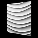 Гипсовые 3Д/3D панели БРИЗ