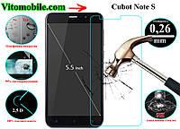 Защитное стекло Cubot Note S / 2,5D / олеофобное покрытие