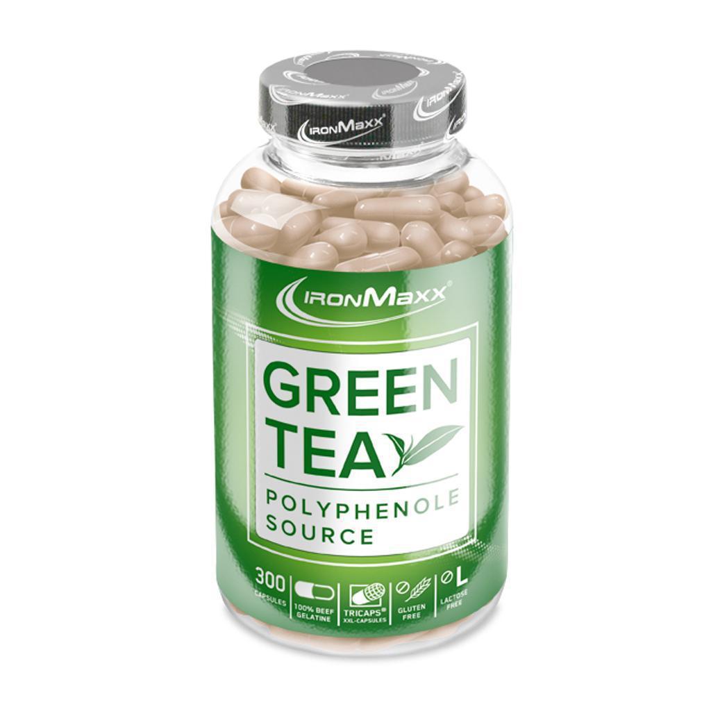 Жиросжигатель IronMaxx Green Tea 300 caps