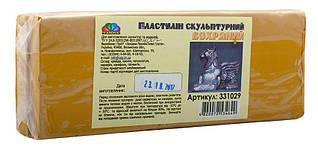 Пластилин скульптурный Гамма 400 грамм охра  331029