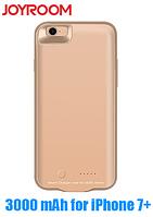 Чохол-зарядний пристрій JOYROOM D-M171 3000mAh для iPhone 7 Plus