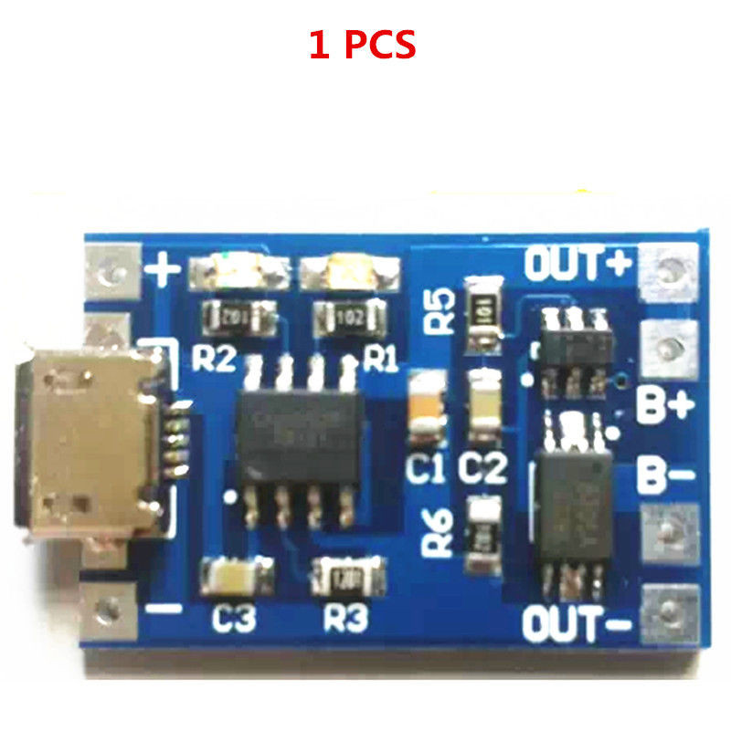 5V 1A Micro USB зарядка с контроллером