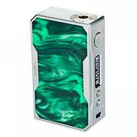 БОкс мод Voopoo Drag Silver Resin 157W Батарейный блок Оригинал, фото 1