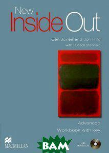 Sue Kay, Vaughan Jones New Inside Out. Advanced. Workbook with key (+ Audio CD)