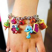 Детская бижутерия (кольца, бусы, браслеты, серьги)