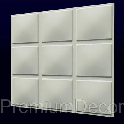 Гипсовые 3Д/3D панели КУБИКИ, фото 2