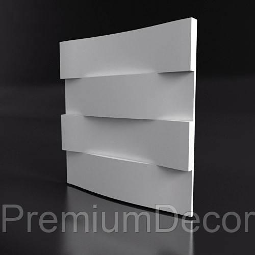 Гипсовые 3Д/3D панели СВОДЫ