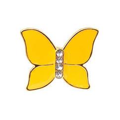 Колечко желтая бабочка Gymboree Оригинал (США)