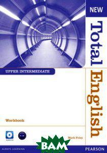 Mark Foley New Total English. Upper Intermediate. Workbook without Key (+ Audio CD)