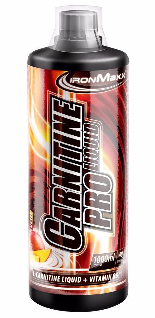 Жиросжигатель IronMaxx Carnitine Pro Liquid 1000 ml