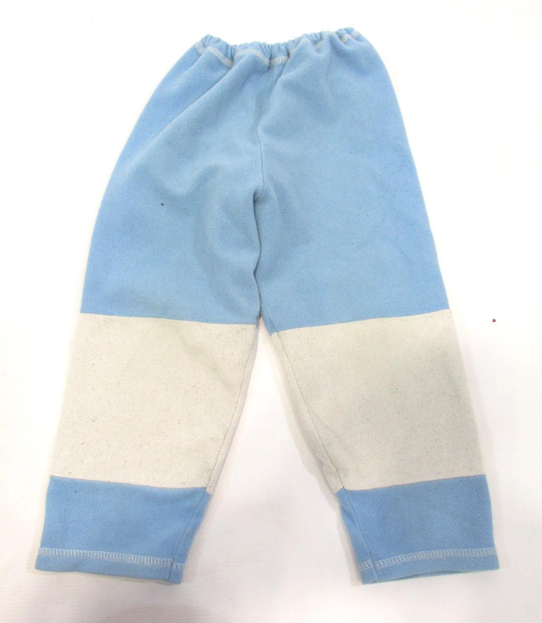 Штаны флисовые, детские, на 3 года, (мин следы носки), уценка!