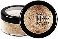 Рассыпчатая пудра Colour Intense Powder № 02