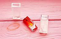 Молд кристалл подвеска (прозрачный силикон), фото 1