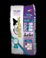 Natyka (Натика) Cats Adult Hairball корм для выведения комков шерсти, 2 кг