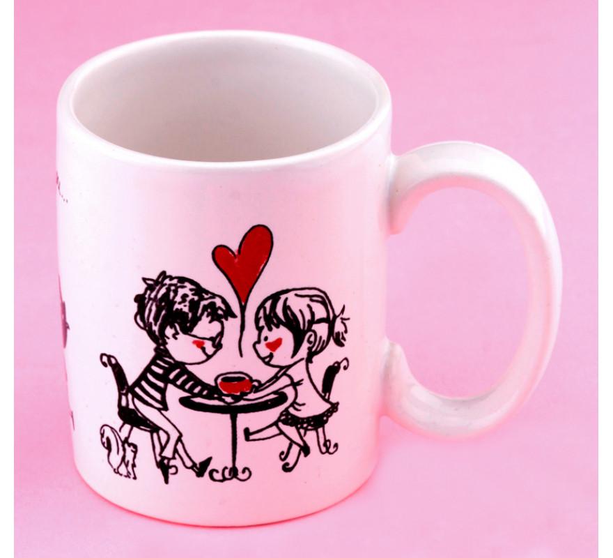 Чашка Свидание Love