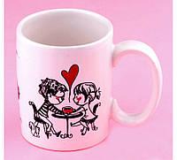Чашка Свидание Love, фото 1