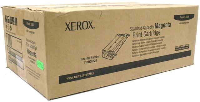 Картридж хerox 113R00720 для Phaser 6180 красный