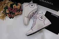 Chanel женские кроссовки