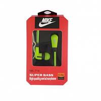 Наушники вакумные Nike NK-714