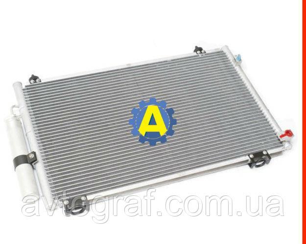 Радиатор охлаждения двигателя (основной) на Рено Симбол (Renault Symbol) 2006-2008
