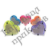 Гвозди ART-PIN Сердце S металл цветное