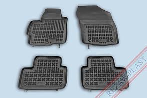 Коврики резиновые для Citroen C4 Aircross od 2012