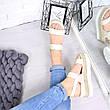 """Босоножки, вьетнамки сандали, сабо, балетки женские """"Fishen"""" эко лак,  повседневная летняя женская обувь, фото 4"""