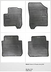Коврики резиновые Citroen C3 Picasso 2010-