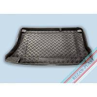 Коврик в багажник на Daewoo LANOS Hatchback Резино-пластик
