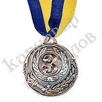 Медаль Спортивная большая (бронза)