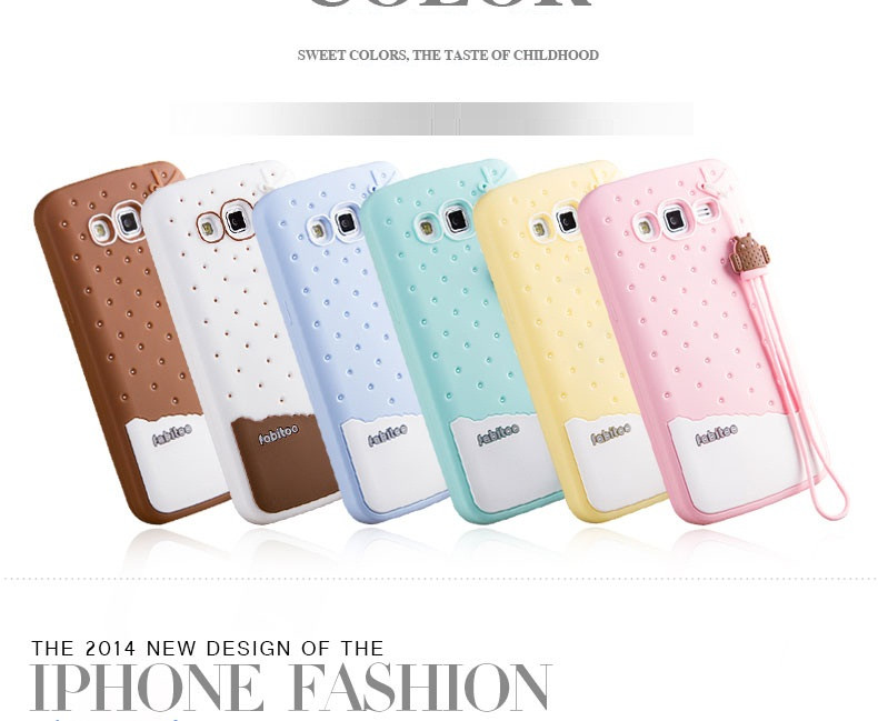 """Samsung G7102 GRAND 2 GALAXY Оригинальный ПРОТИВОУДАРНЫЙ чехол накладка для телефона TPU """" FABITTO """""""