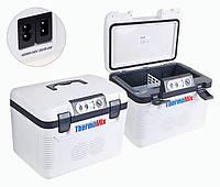 Авто холодильник термоэлектрический 19л BL-219-19L DC/AC 12/24/220V 60W ThermoMix