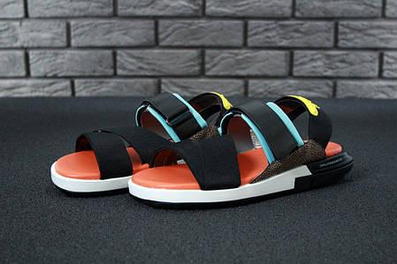 AD Y3 KAOHE SANDAL, мужские сандали А-д. ТОП Реплика ААА класса., фото 2