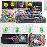 Оптовая распродажа! Резиночки для плетения Набор со станком