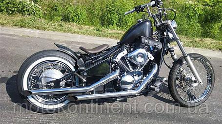Резина MT90 - 16 для харлей  Harley Davidson SHINKO передняя/задняя MT90-16 74H TT/E240 WW Chopper, фото 2