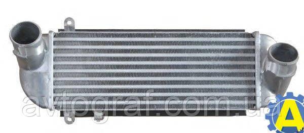 Радиатор интеркулера на Киа Соренто (Kia Sorento) 2010-2016
