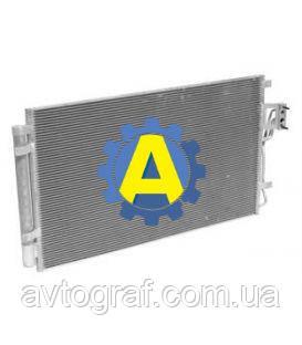 Радиатор кондиционера на Киа Соренто  (Kia Sorento) 2010-2014