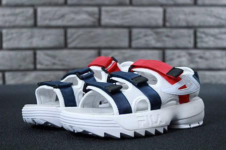FILA Disruptor Sandals, Сандали Фила. ТОП Реплика ААА класса., фото 2