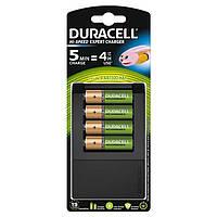 Зарядное устройство Duracell для аккумуляторов CEF15 4 AA VENX CE (1шт.)