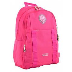 Рюкзак молодежный OX 348, 45*30*14, розовый (555598)