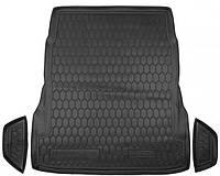 Коврик в багажник для Mercedes W 222 (без регулировки сидений)