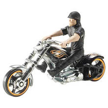 Мотоцикл Hot Wheels серии Off-Road
