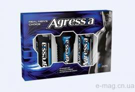 Подарочный набор Agressia Sensitive FOR STYLISH NPA-23