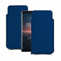 Футляр Stenk Elegance для Nokia 8 Sirocco Синий
