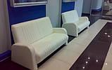 Перетяжка мебели торговых и развлекательных центров Днепра., фото 3
