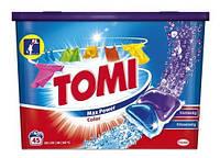 Tomi (Persil) Color капсулы для стирки цветного, 45 шт.