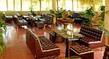 Перетяжка мебели торговых и развлекательных центров Днепра., фото 5